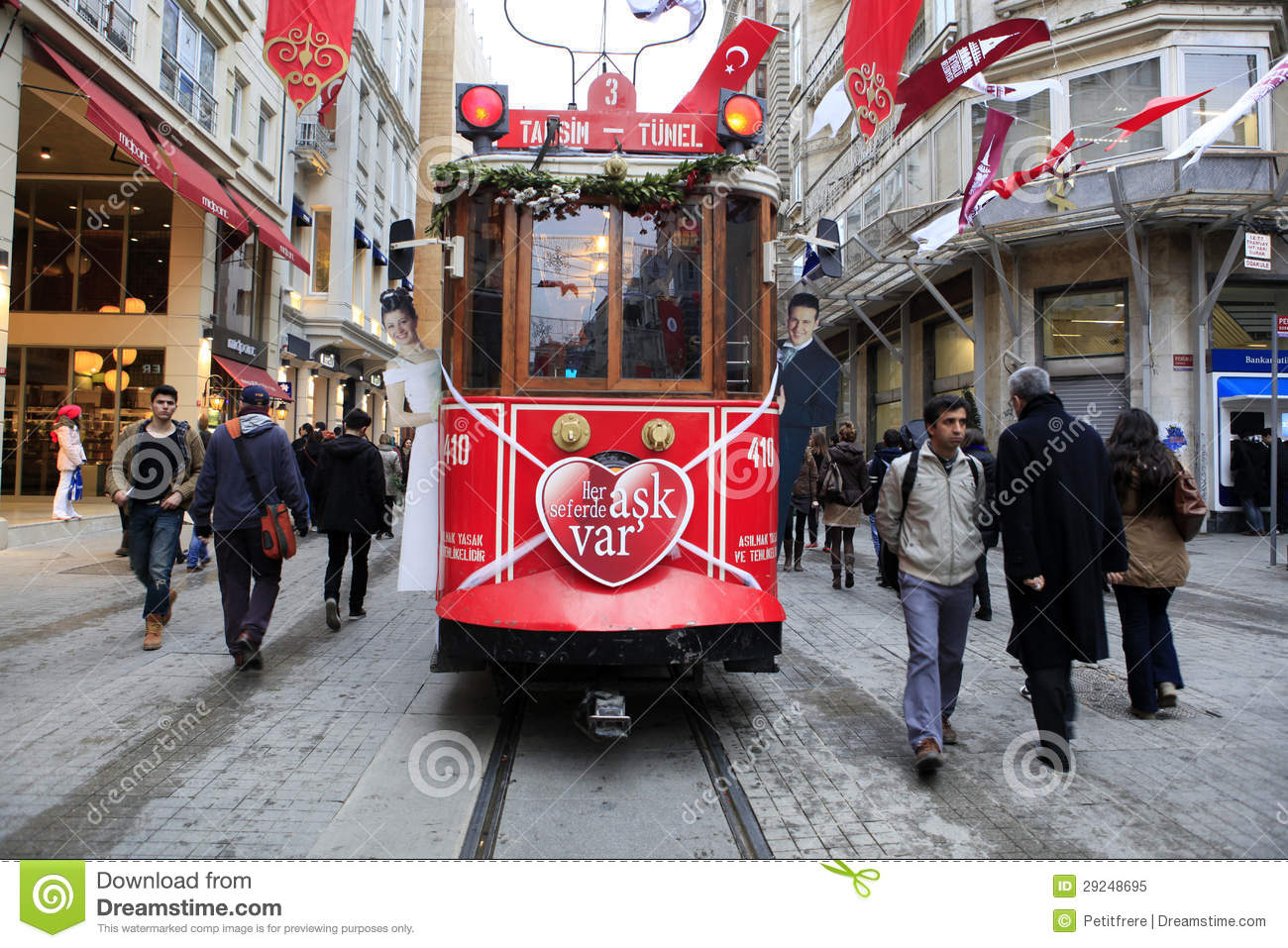 Istanbul Valentine Package